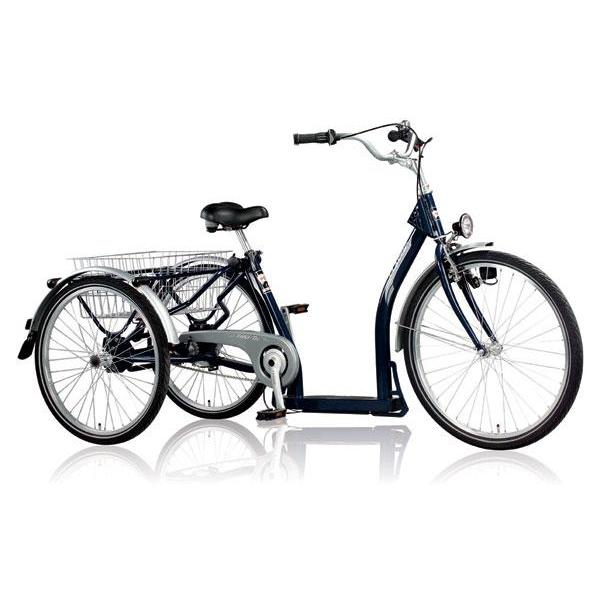 Tricycles adultes PFIFF avec 3v NEXUS LUXE (Classic)