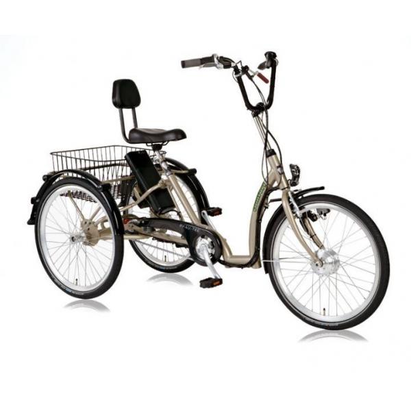 Tricycles électrique COMFORT 7vit
